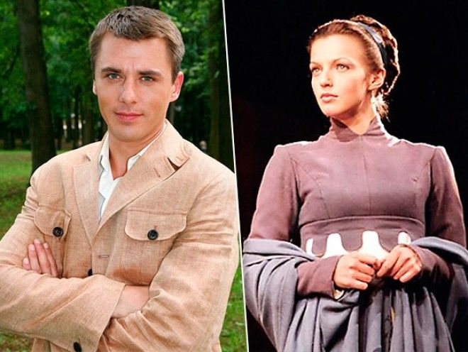 Игорь Петренко и Ирина Леонова