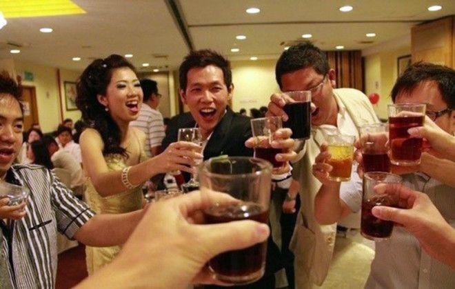 Как пить с китайцами и выжить 7 правил китайской попойки