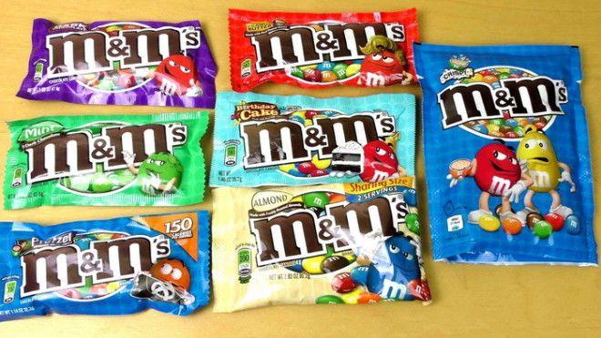 MMS любимые сладости детей и взрослых