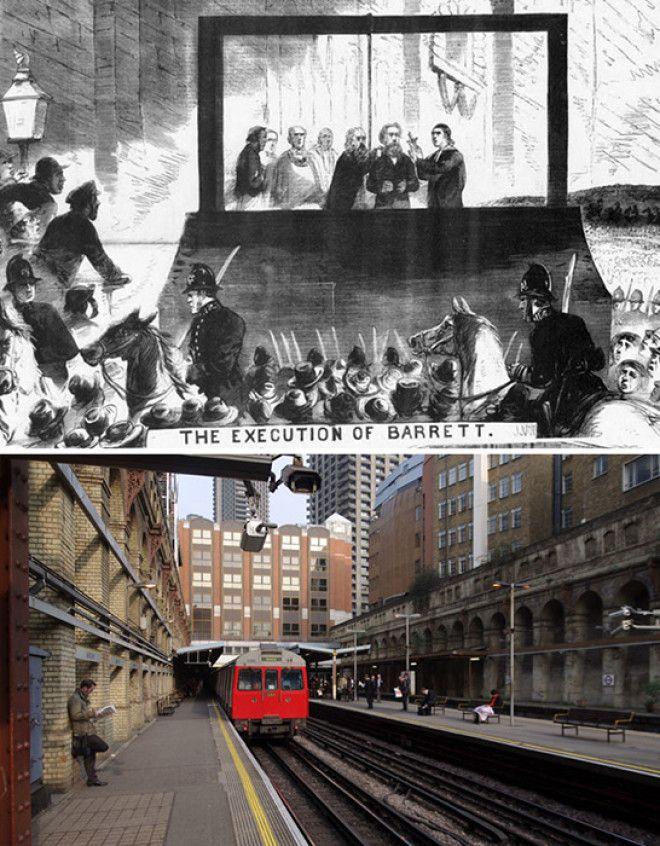 Публичная казнь и метро