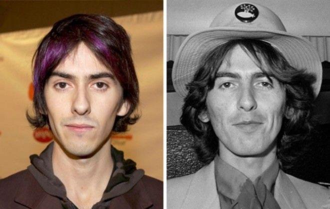 Юный музыкант очень напоминает своего отца в молодости