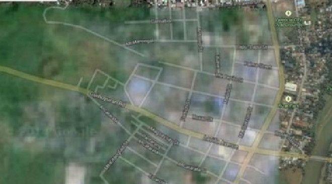 BСекретные места Google Earth