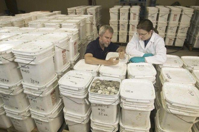 15 самых крупных кладов найденных в последнее время