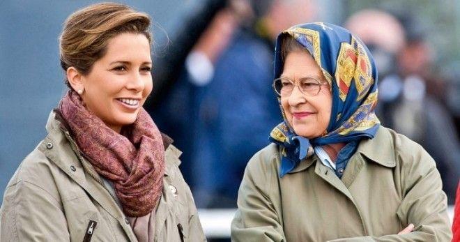 SКак на самом деле выглядят жены и дочери арабских шейхов