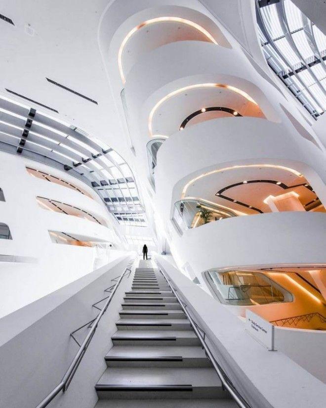 25 виртуозных строений со всего света которые вызывают дикий восторг