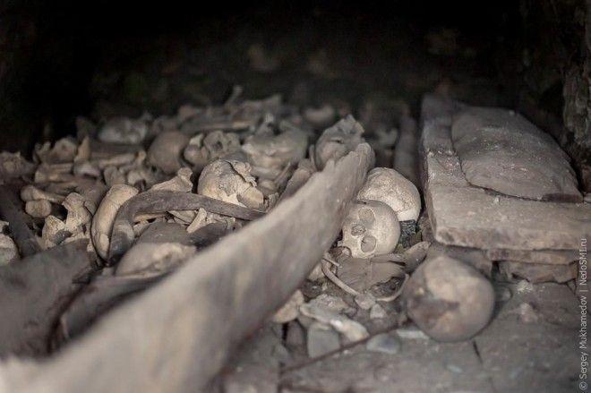 Тайна города из 10 000 мертвецов