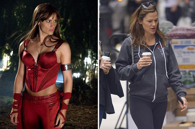 BБольшая разница Как выглядят супергероини в обычной жизни