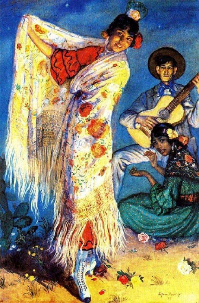 LКак фламенко чудом получил признание испанцев