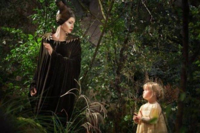 12 звёзд которые снимались в кино вместе со своими детьми
