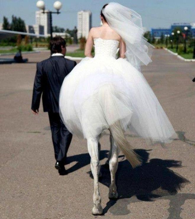 Когда твоя невеста необыкновенная женщина Фото Tous Perfect