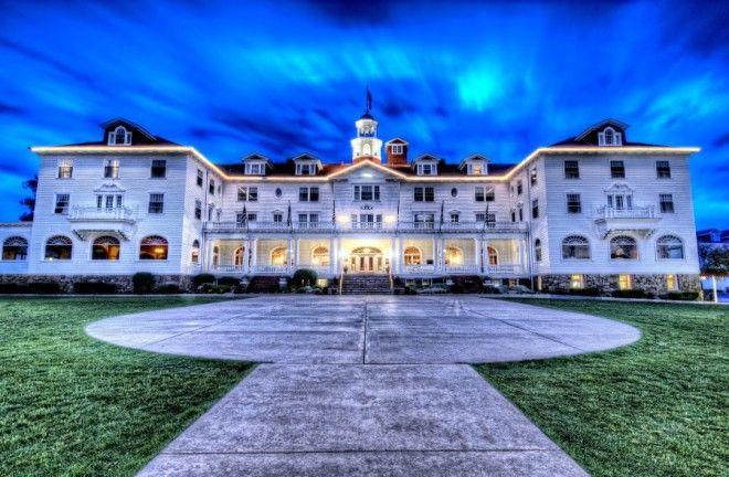 Самые известные отели с настоящими призраками