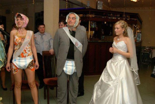 Что за свадьба без конкурсов Фото flipietygq