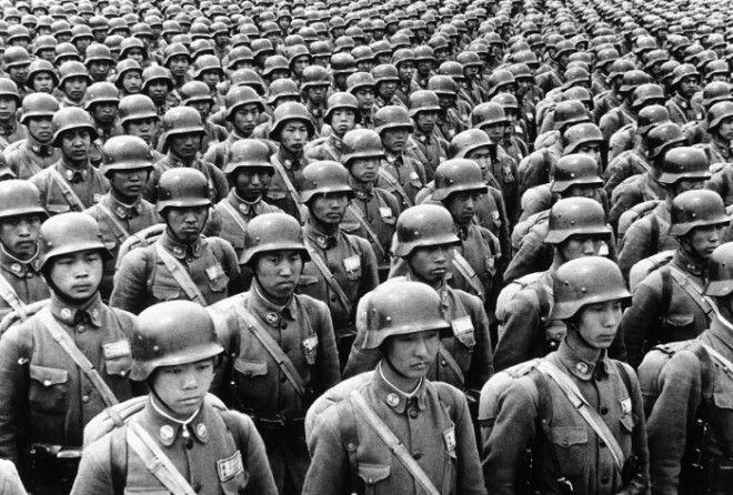 Япония во Второй мировой войне Фото Пикабу