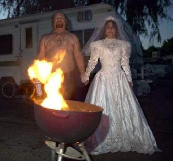 Скромная свадьба Фото TopBlogPost