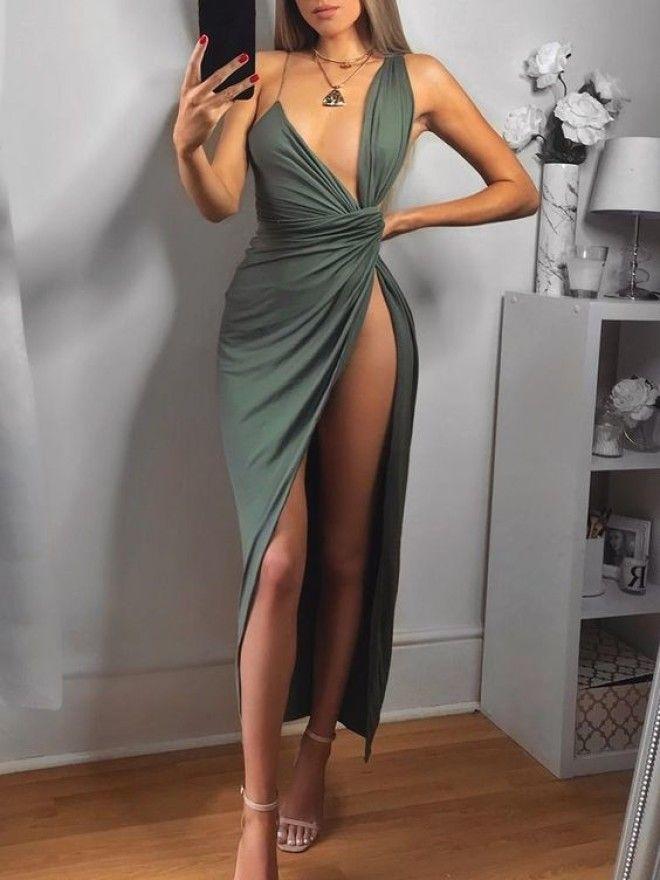2318 эффектных платьев которые и не собирались скрывать женское тело