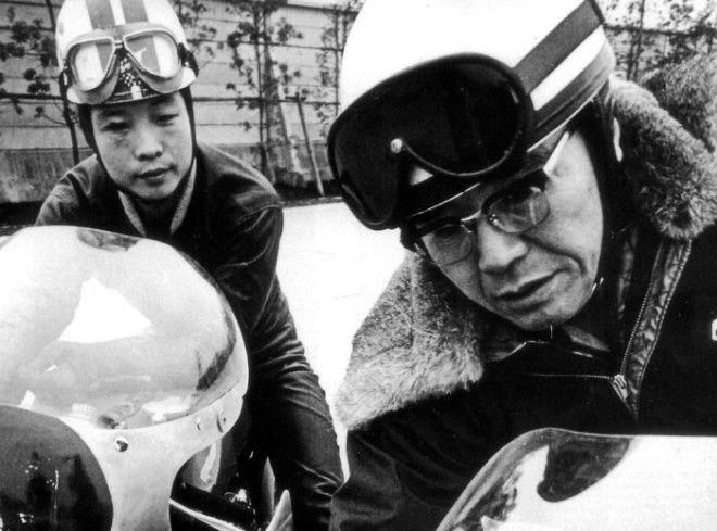 Соитиро Хонда история успеха Фото greatstoriesclub