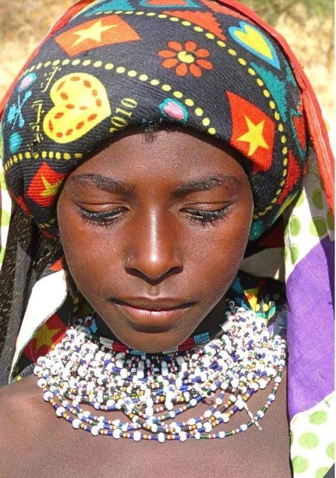 SПочему Нуба самое красивое племя Африки