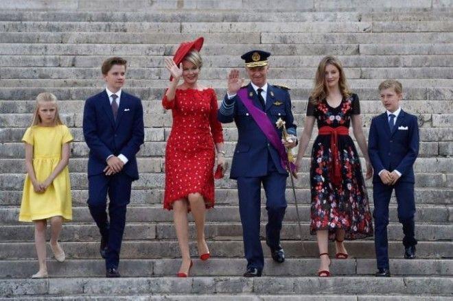 SВаше Высочество королевские дети из разных стран