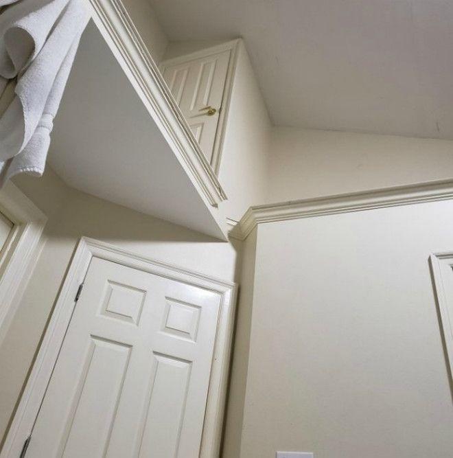 Шкафчик на высоте Фото Тролльно