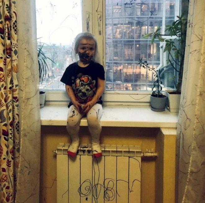 Когда дома подрастает творческая личность Фото Liked