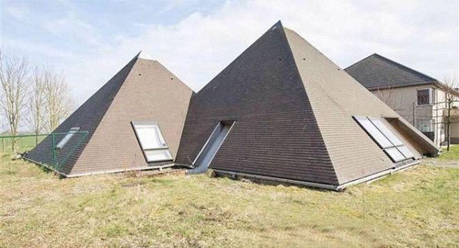 S6 фото несуразных бельгийских домов которые строил слепой