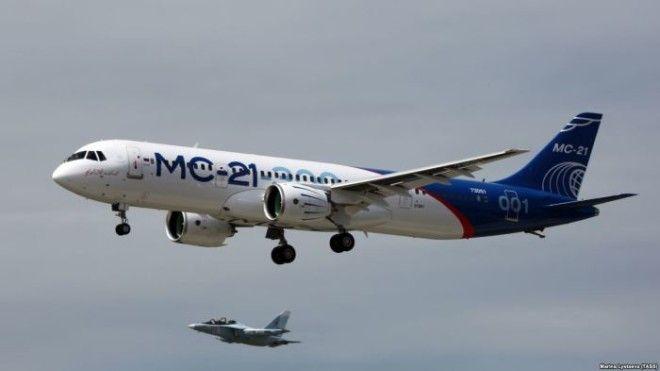 Некоторые самолеты вместо винглетов используют удлинение крыла Фото rferlorg