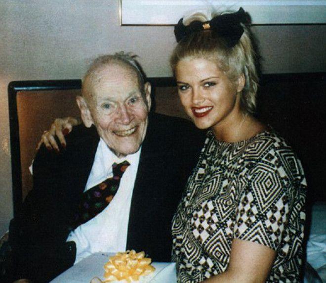Sна вышла замуж за 89летнего миллиардера А вот как сейчас выглядит ее дочь