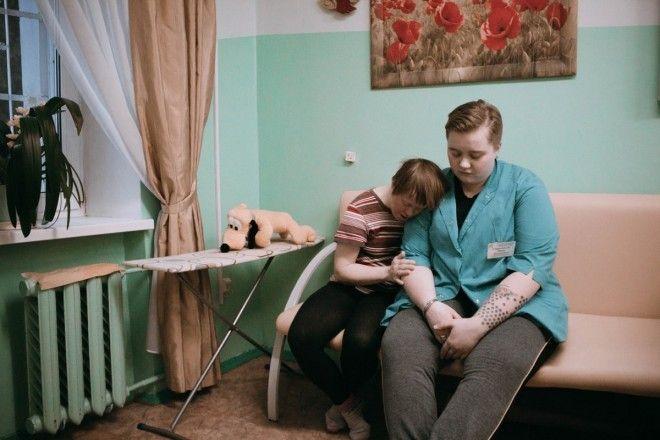 8 фото из психоневралогического интерната из которого не выходят