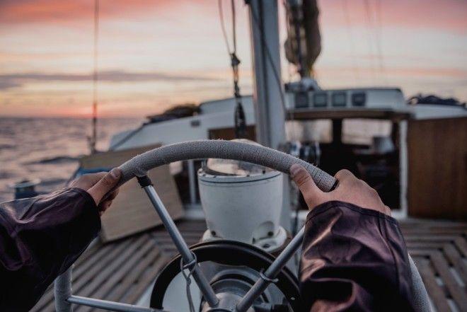 SМы поймали чайку и принесли поварихе 9 цитат о работе моряка