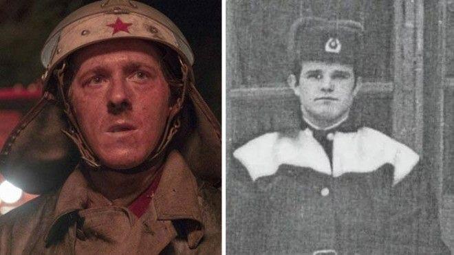 14 актёров рядом с реальными людьми которых они сыграли в сериале Чернобыль