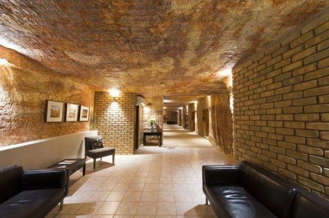 Оформление жилья под землей мало чем отличается от привычных интерьеров КуберПеди Австралия Фото pikaburu