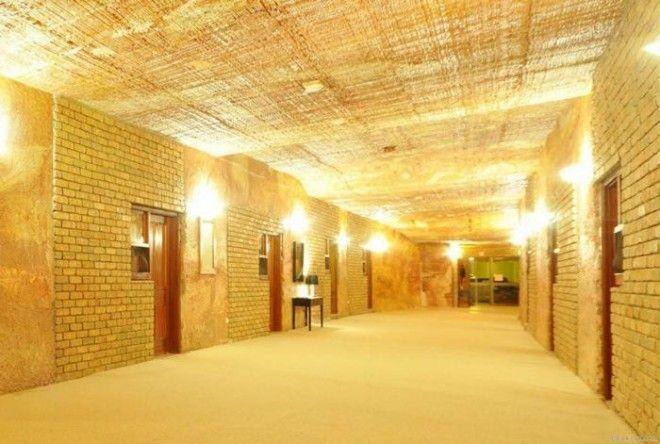 Улицытуннели подземного города КуберПеди Австралия Фото kakzachemru