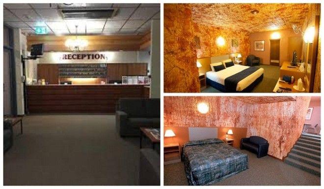 Отель Desert Cave почти 40 лет принимает всех желающих вкусить подземной жизни КуберПеди Австралия Фото anaustralianodysseywordpresscom