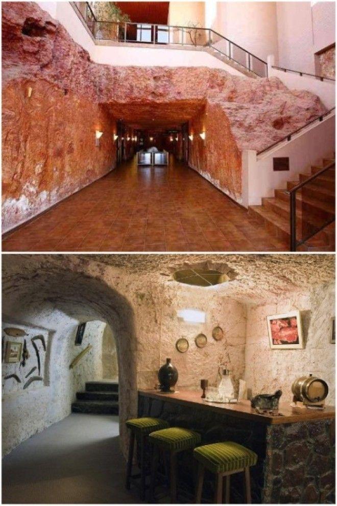 В подземном городе каждый участок туннеля оформлен в соответствии с потребностями туристов КуберПеди Австралия Фото soulblogru