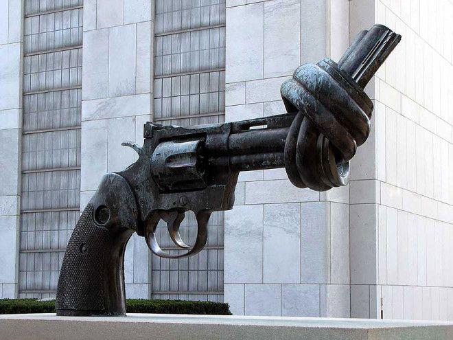 25 необычных скульптур о которых вы возможно не знали