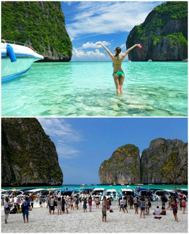 S10 примеров как туристические надежды разбиваются о жестокую реальность