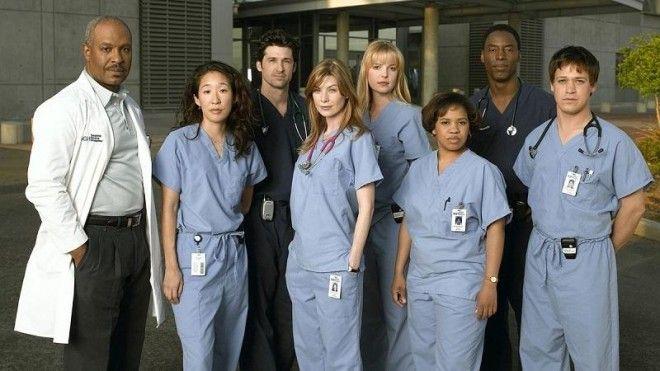 S12 увлекательных медицинских сериалов