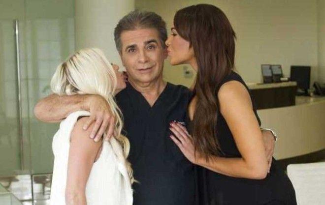 SПластический хирург делает своих дочерей красивее с помощью операций
