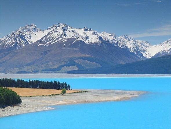 Это не просто озера, они цветные!