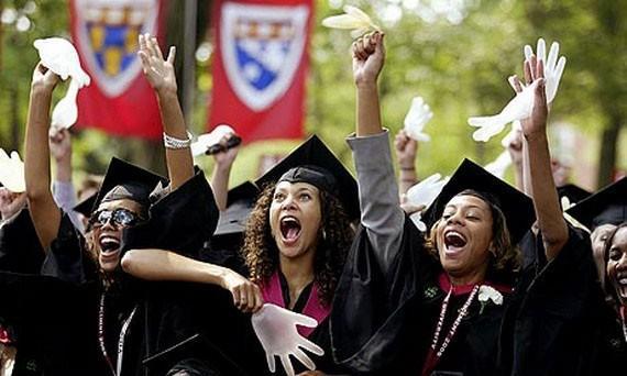 Как мотивируют студентов Гарварда.