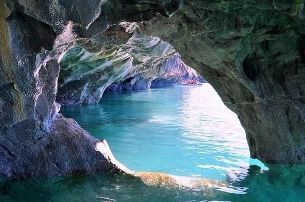 Одна из красивейших пещер мира!