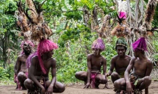 Шокирующие сексуальные традиуии народов мира