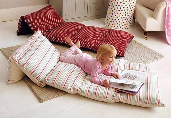 Как сделать на подушке дома