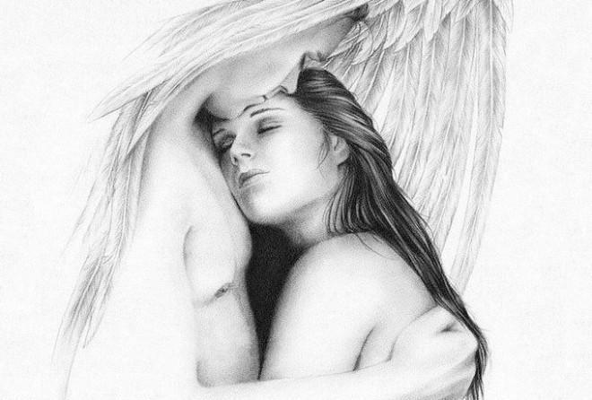 О, меня мой Ангел наделил магией :)