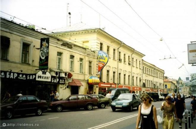 Бывал или жил в Москве в 90-х? :-)