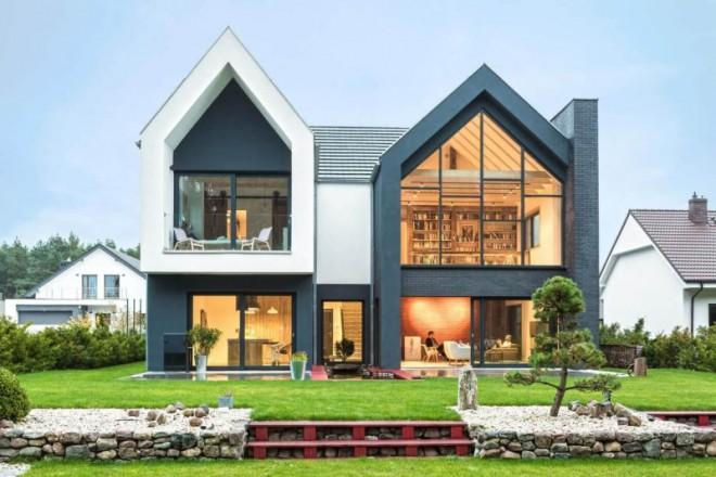 Хотел бы жить в таком доме? Я уже мечтаю :-)