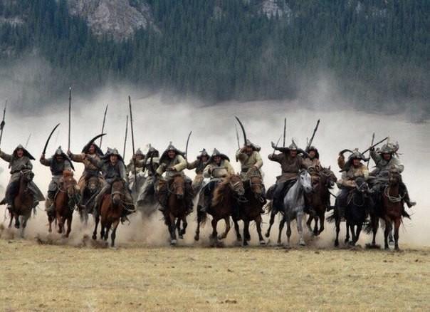 Бесстрашный противник Чингисхана