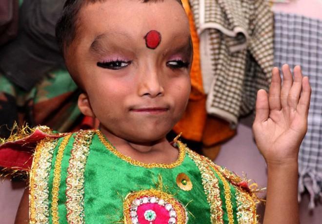 Повезло, что родился в Индии