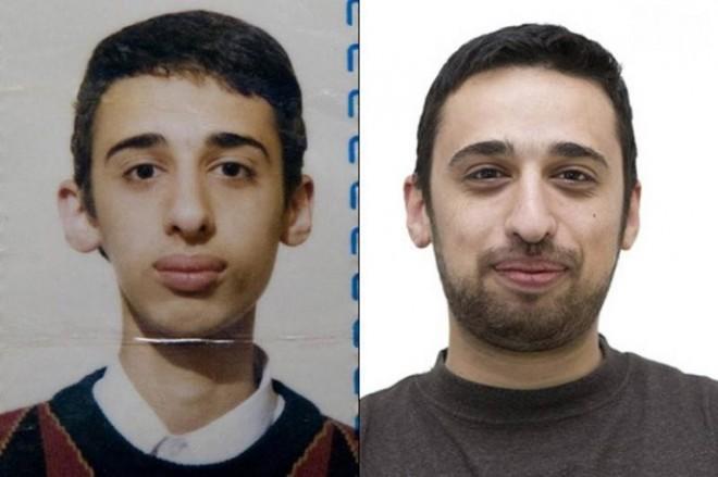Вспомните свое фото в паспорте и себя настоящего :-)