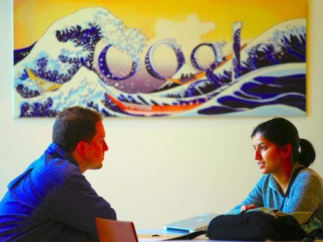 Работа в Google — это не одна лишь бесплатная еда и катание на велосипеде по кампусу.
